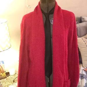 Vintage sweater • shoulder pads